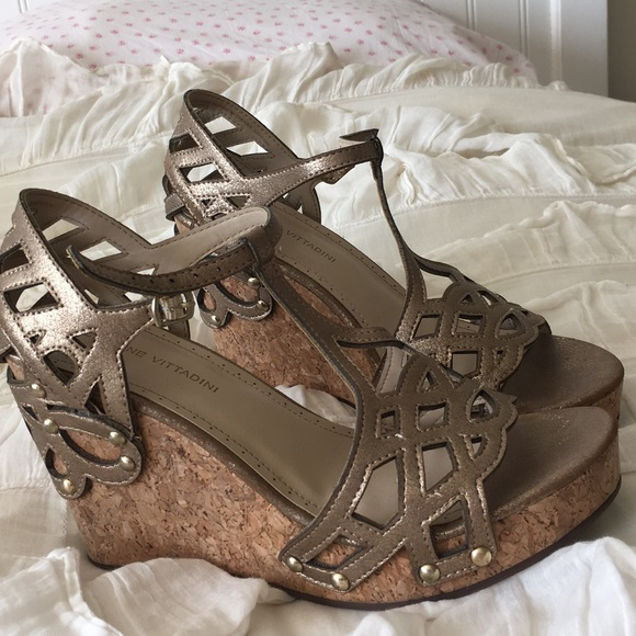 Shoes - Woman's wedges 7.5